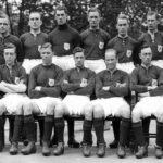 Equipo del Arsenal con Herbert Chapman